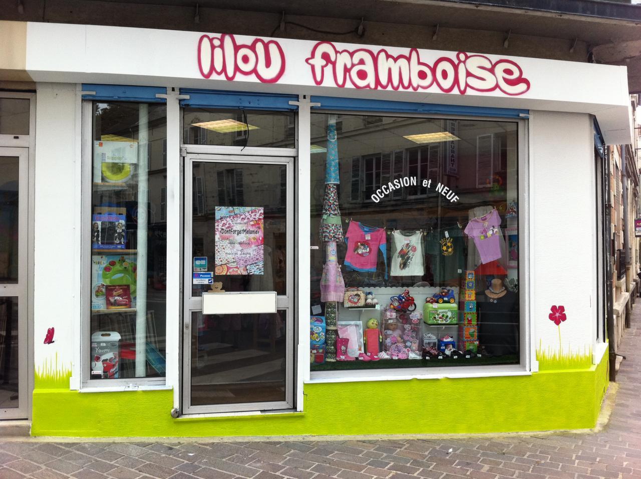 Lilou Framboise