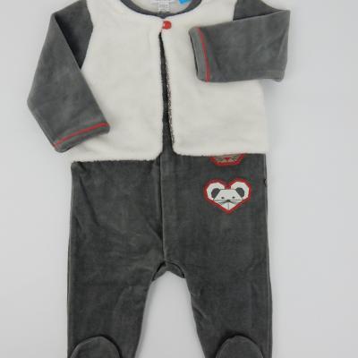 Pyjama Fille 9mois Obaibi