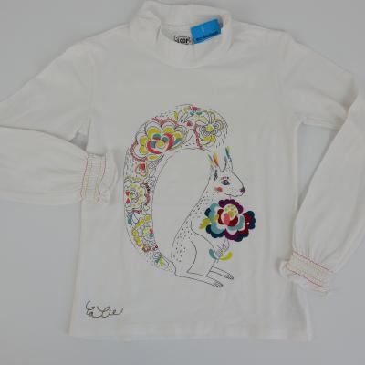 Tshirt ml Fille 10 ans Cie des Petits