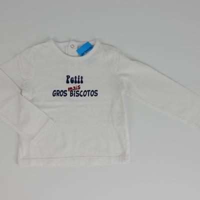 Tshirt ml Garçon 2ans Bébé rêve