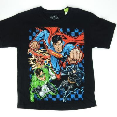 Tshirt Garçon 14-16 ans DC Comics