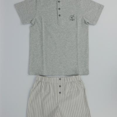 Pyjama 2p Garçon 8 ans Jacadi