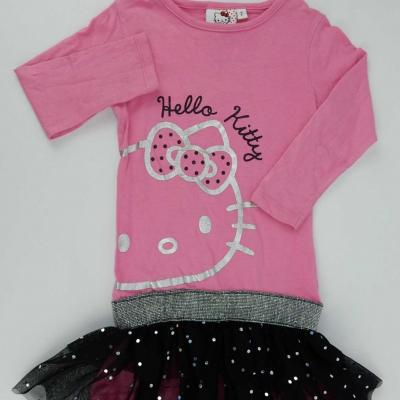 Robe Fille 2 ans Hello Kitty