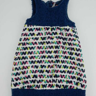 Robe Fille 2 ans Orchestra
