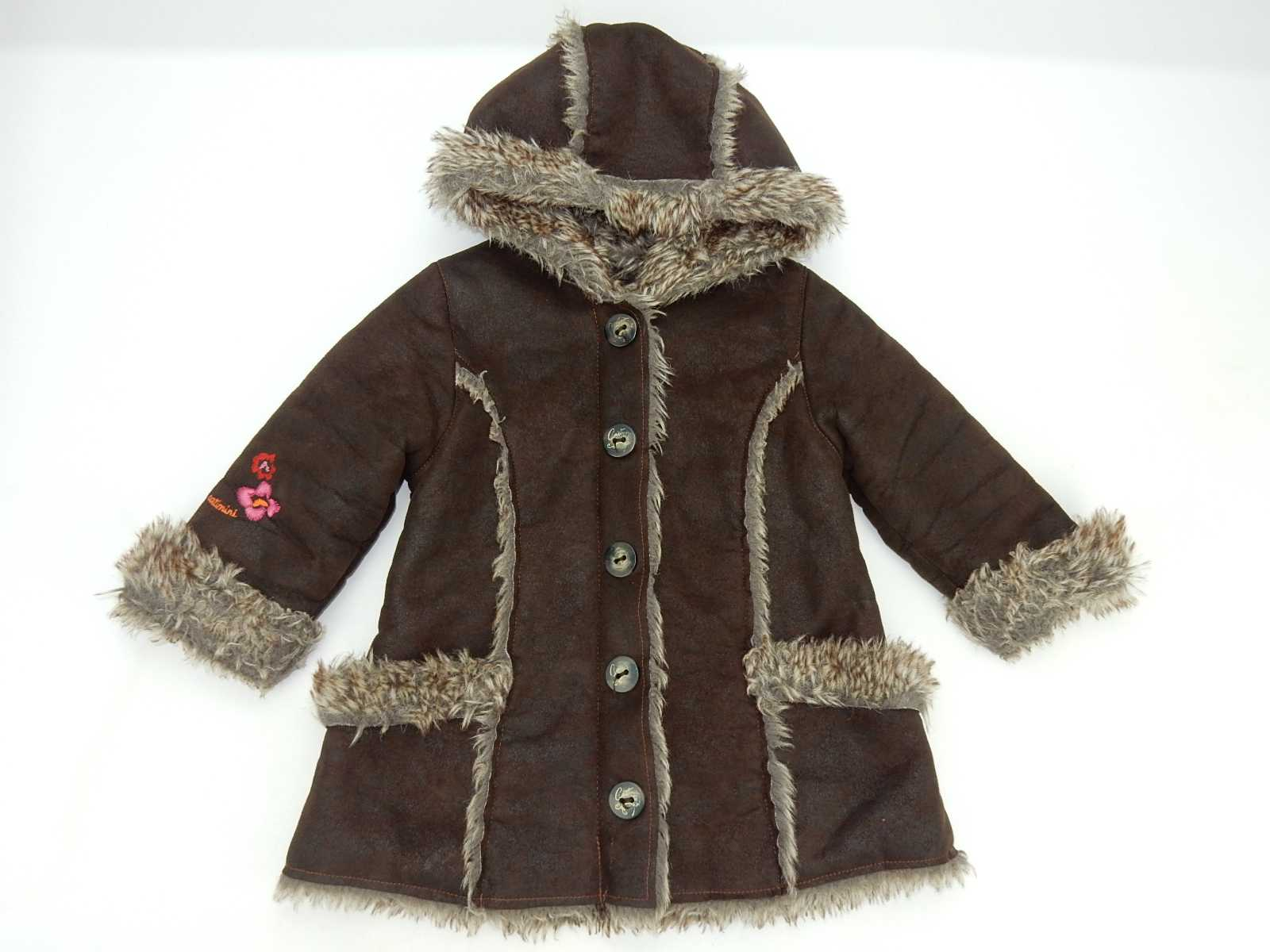 big sale most popular buying new Manteau Fille 3ans Catimini